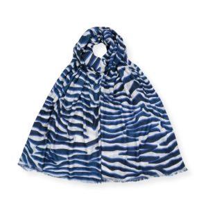 Oliver Bonas Zebra print scarf: £26