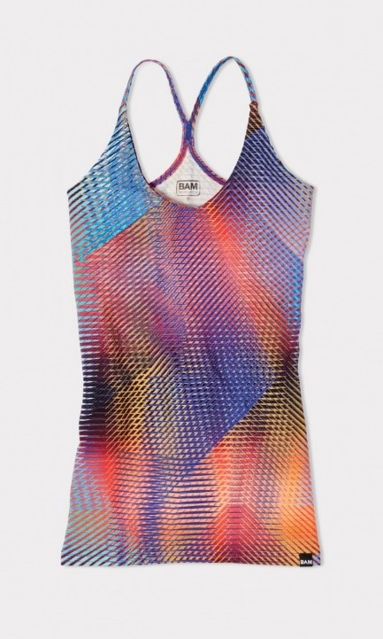 Women's Bamboo Swift Vest (Reduced to £21)