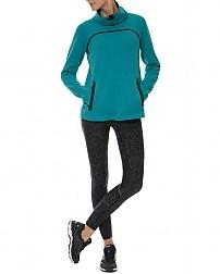 Fleece Tech Workout Pullover £90