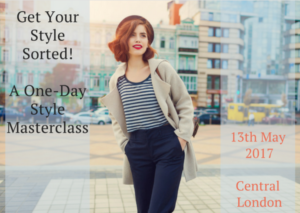 Get Your Style Sorted! Masterclass 2017
