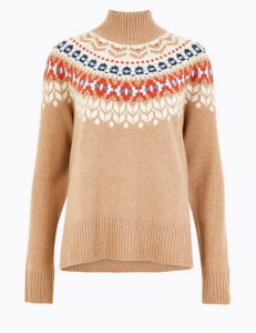 Marks and Spencer Christmas jumper