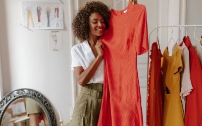Have you ever shopped from your own wardrobe?